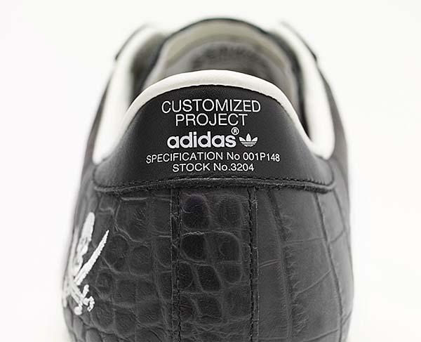 adidas olginals SUPERSTAR 80s NEIGHBORHOOD CONSORTIUM 10th ANNIVERSARY [CBLACK / CBLACK / CWHITE] B34070