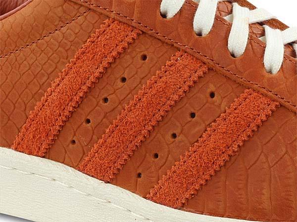 adidas olginals SUPERSTAR 80s FOOTPATROL CONSORTIUM 10th ANNIVERSARY [FOXRED / FOXRED / CHALK WHITE] B34078