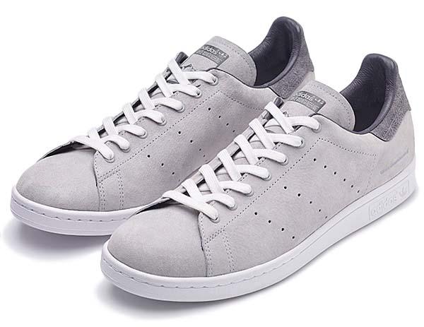 adidas Originals x WHITE MOUNTAINEERING STAN SMITH  [GREY] B34152