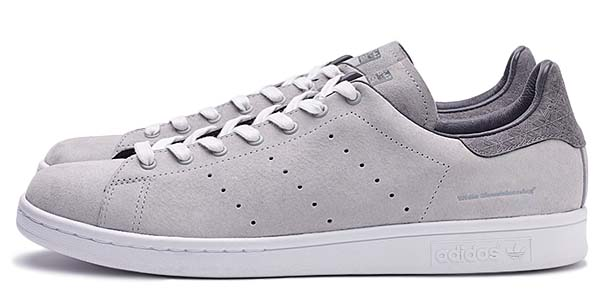 adidas Originals x WHITE MOUNTAINEERING STAN SMITH  [GREY] B34152