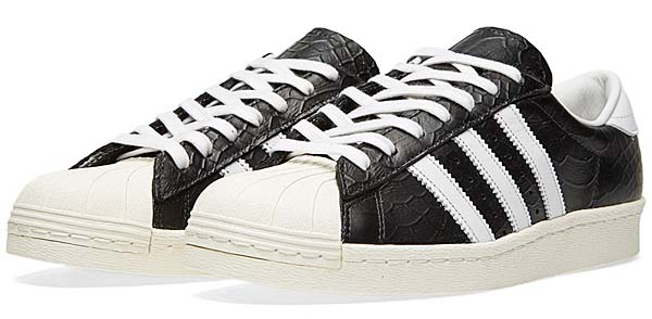 adidas Originals by HYKE SUPERSTAR AOH002 [SUPPLIER COLOUR / CHALK WHITE] B35757