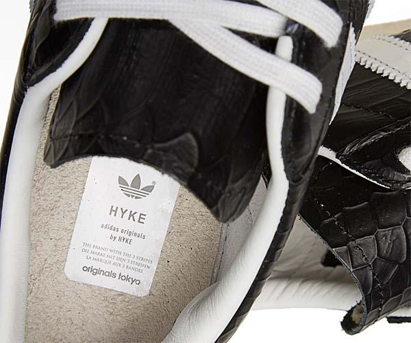 adidas Originals by HYKE SUPERSTAR AOH002 [SUPPLIER COLOUR / CHALK WHITE] B35757