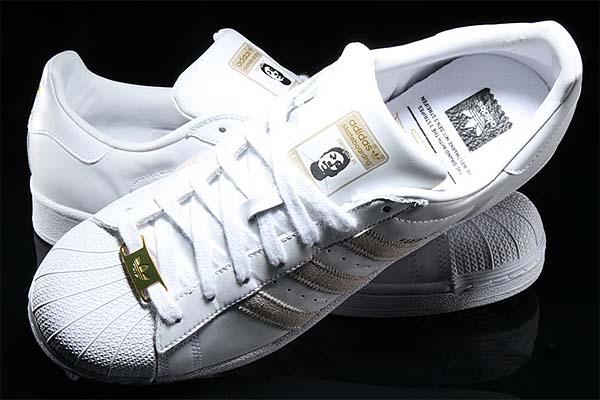 adidas SKATEBOARDING SUPERSTAR RT Kareem [FTWWHITE] C77601