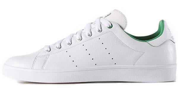 adidas SKATEBOARDING STAN SMITH VULC [WHITE / GREEN] D68843