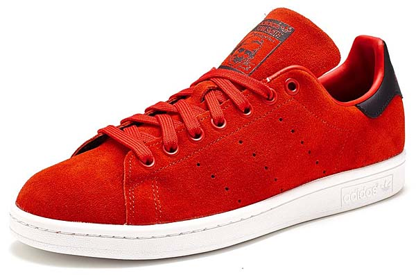 adidas STAN SMITH [RED / RED / COREBLK] M17155