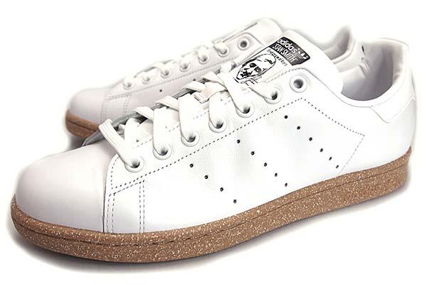 adidas STAN SMITH [WHITE / GUM] S85434