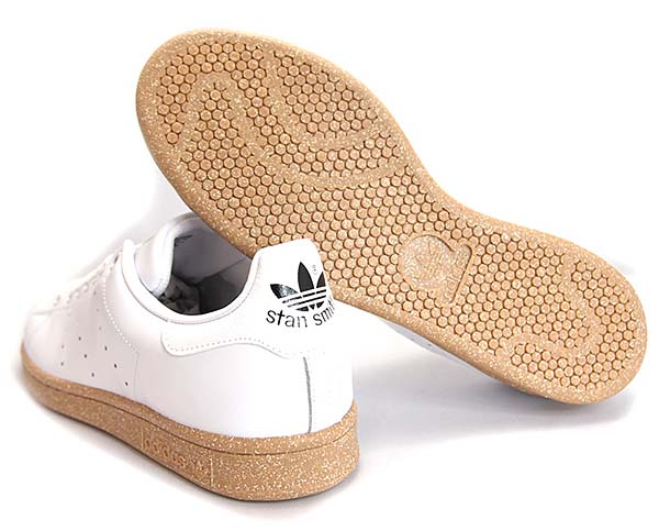 adidas STAN SMITH [WHITE / GUM] S85434