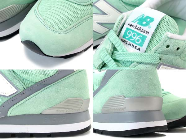 new balance M996CPS PISTACHIO [MINT GREEN] M996