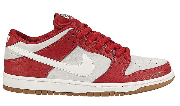 NIKE  DUNK LOW PRO SB Saint Valentine's Day [GYM RED / GUM LIGHT BROWN / SAIL] 304292-612