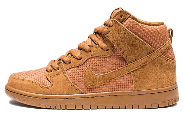 NIKE DUNK HIGH SB PREMIUM [ALE BROWN / TOUR YELLOW / WHITE] 313171-227