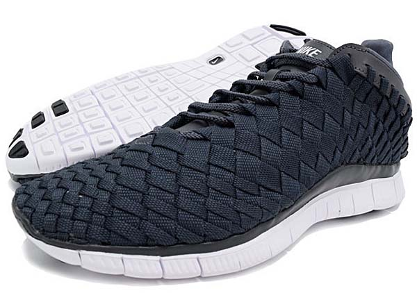 NIKE FREE INNEVA WOVEN [ANTHRACITE / WHITE / DARK GREY] 579916-002