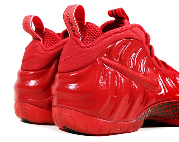 NIKE AIR FOAMPOSITE PRO [GYM RED / GYM RED-BLACK] 624041-603