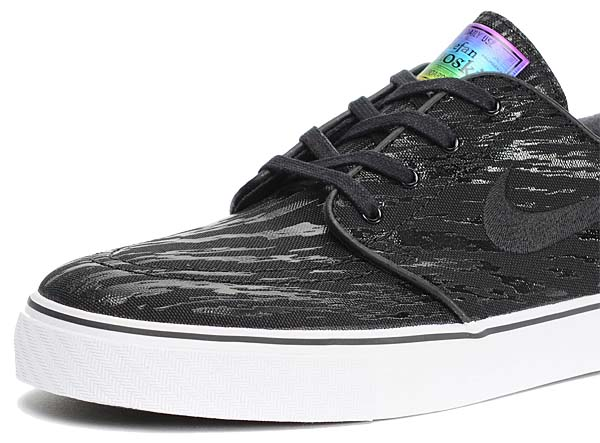 NIKE ZOOM STEFAN JANOSKI PREMIUM SPREE PACK Civilist [BLACK/WHITE] 678472-001
