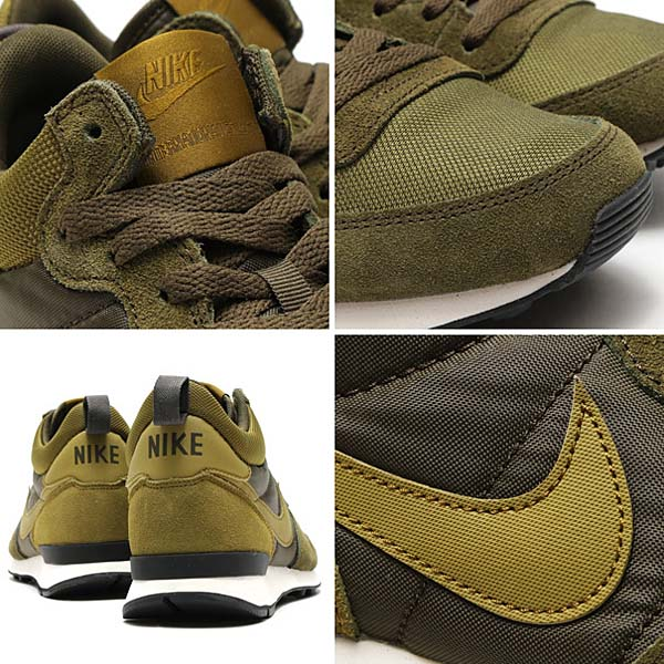 NIKE INTERNATIONALIST MID [MILITIA GREEN / MILITIA GREEN - DARK LODEN] 682844-303