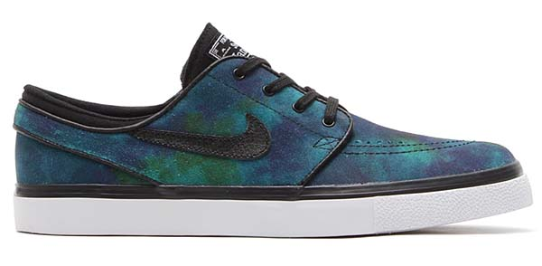 NIKE ZOOM STEFAN JANOSKI NEBULA [MULTI-COLOR / BLACK-MULTI-COLOR] 707581-909