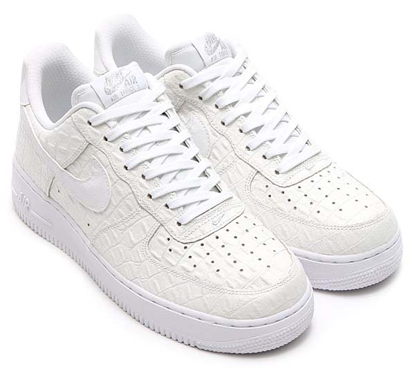 NIKE AIR FORCE 1 07 LV8 [WHITE] 718152-103