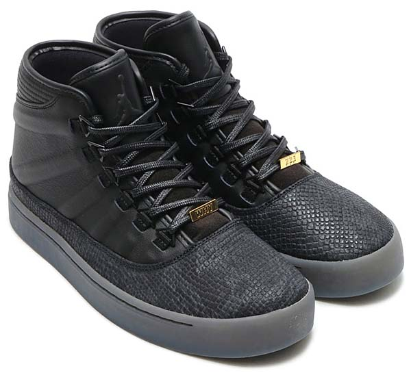 NIKE JORDAN WESTBROOK 0 [BLACK / METALLIC GOLD-BLACK] 768934-010