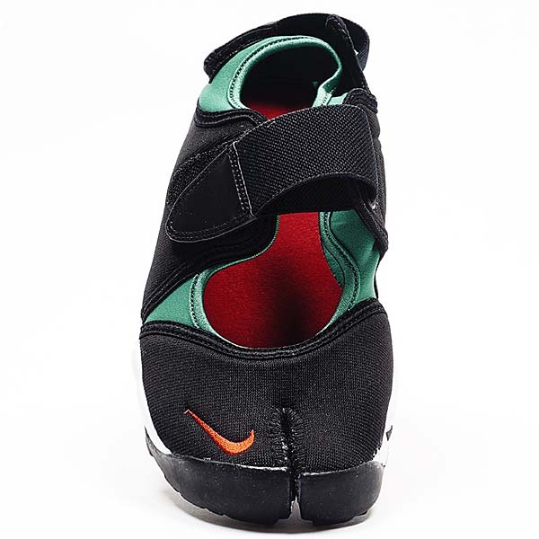 NIKE AIR RIFT QS [BLACK / ATOM RED-FOREST-WHITE] 789491-066