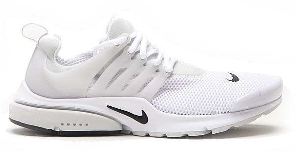 NIKE AIR PRESTO BR QS [WHITE/BLACK-WHITE] 789869-100