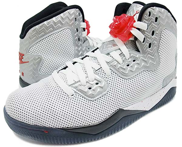 NIKE AIR JORDAN SPIKE 4.0 PE [WHITE / FIRE RED-BLACK] 807541-101