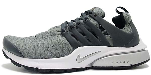 NIKE AIR PRESTO TP QS Tech Pack [TUMBLED GREY / BLACK-ANTHRCT-WHT] 812307-002