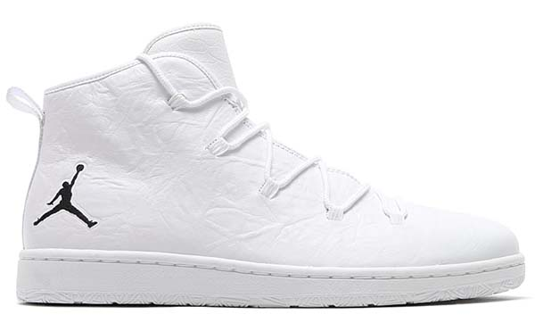 NIKE JORDAN GALAXY [WHITE/BLACK] 820255-100