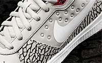 NIKE PAUL RODRIGUEZ 9 ELITE QS [STERLIG / WHITE-BLACK-DEEP RED] (828037-016)