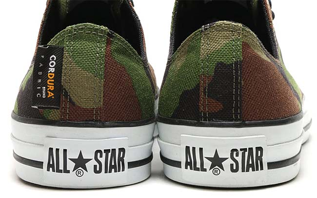 CONVERSE ALL STAR CORDURA R SLIP OX [CAMO] 32168384