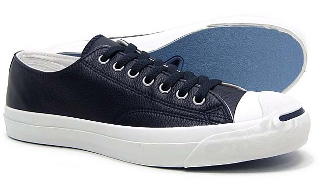 CONVERSE JACK PURCELL SRK LEATHER [NAVY] 32242905