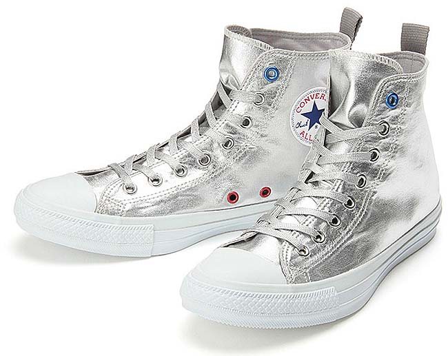 CONVERSE ALL STAR SPACEWALK HI [SILVER] 32960267