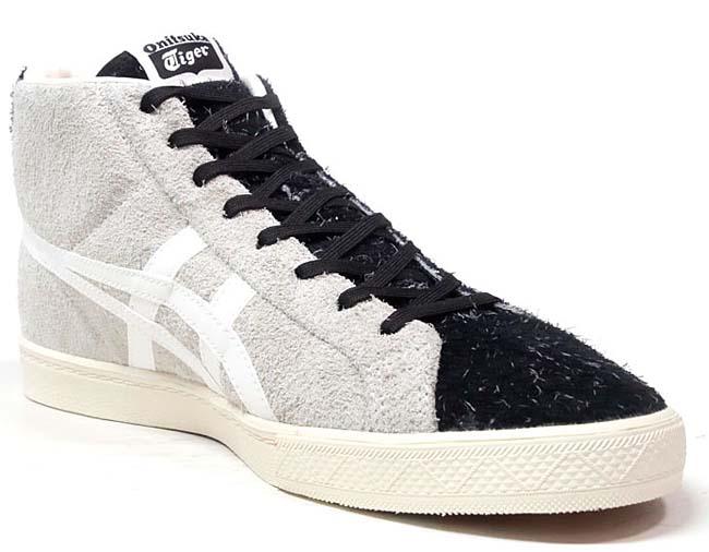 Onitsuka Tiger x mita sneakers FABRE RB 大熊猫 [BLACK / WHITE] TH6X0K-9001