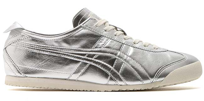 promo code 6b825 be959 onitsuka tiger mexico66 deluxe nippon made silver gray ...