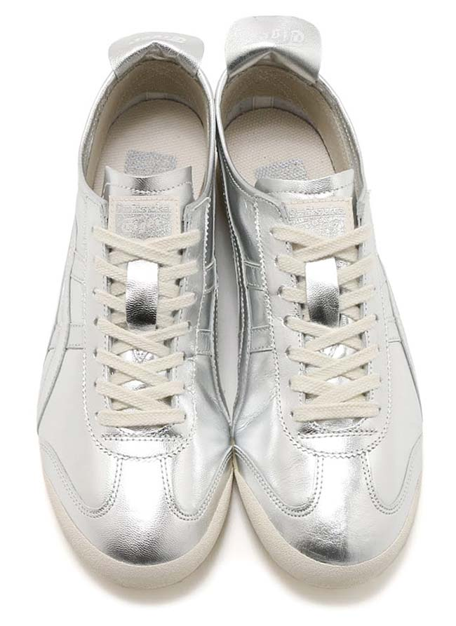 Onitsuka Tiger MEXICO 66 [SILVER / SILVER] th6g1l-9393