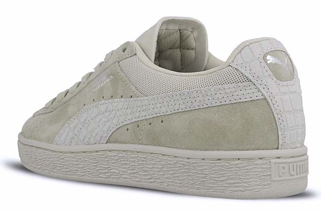 Puma x Diamond Supply CLASSIC SUEDE [PUMA WHITE] 363001-03