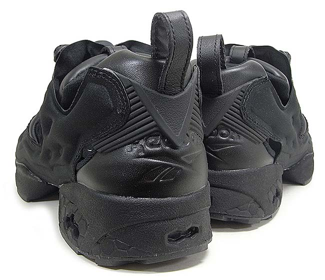Reebok INSTA PUMP FURY OG JOURNAL STANDARD TRIPLE BLACK [JS-BLACK / WHITE] AR0630