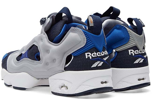 Reebok INSTA PUMP FURY AFFILIATES BEAMS [NAVY-WHITE / ROYAL GAEY] AR1840