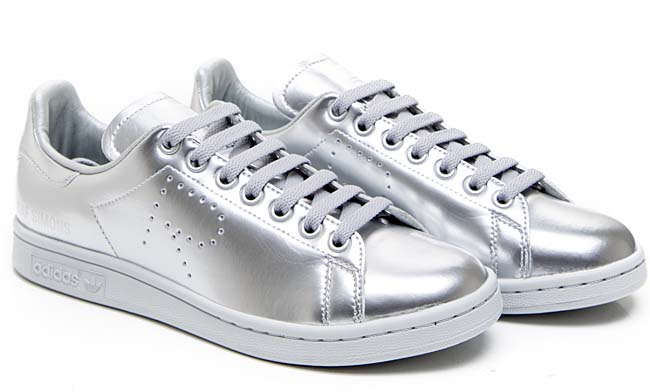 adidas by RAF SIMONS STAN SMITH [SILVMT] AQ2643