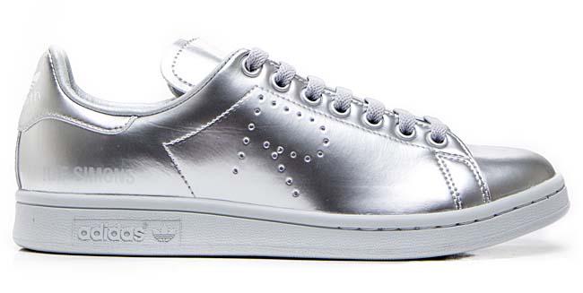 adidas by RAF SIMONS STAN SMITH [SILVMT] AQ2643