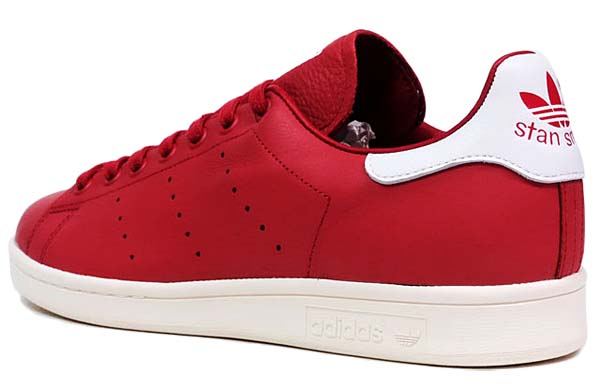 adidas Stan Smith CL [POWER RED / CHALK WHITE] AQ4653
