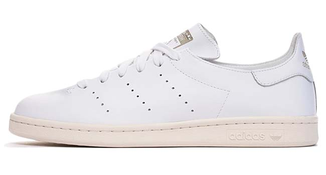 adidas Originals STAN SMITH LEA SOCK [RUNNING WHITE / RUNNING WHITE / GREEN] AQ4787