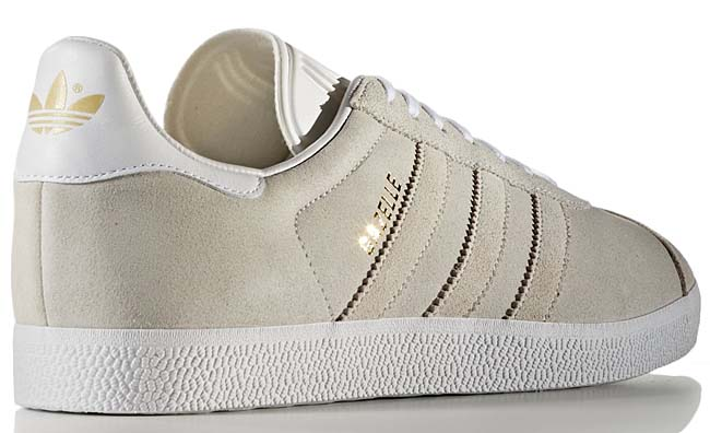 adidas Originals for EDIFICE GAZELLE EDIFICE [VINTAGE WHITE / OFFWHITE / RUNNING WHITE] BA7717