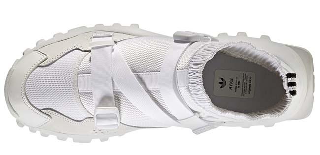 adidas Originals by HYKE AOH 010 [RUNNINGWHITE / COREBLACK] BA8358