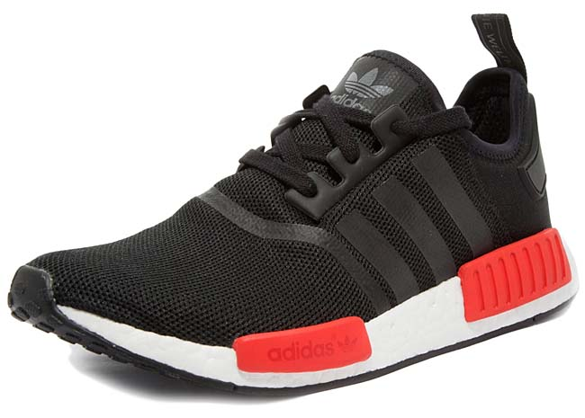 adidas Originals NMD_R1 [CORE BLACK/CORE BLACK/RUNNING WHITE] BB1969