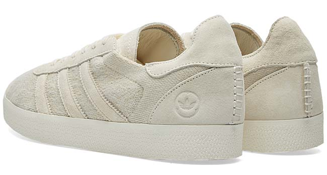 adidas Originals by WINGS+HORNS WH GAZELLE OG [OFF WHITE] BB3750