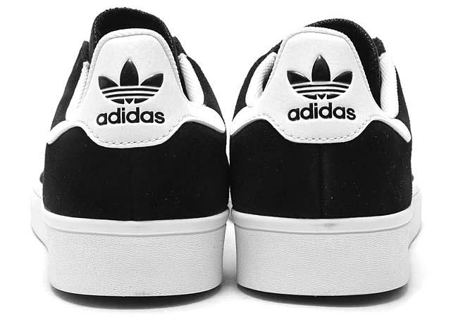 adidas Originals STAN SMITH VULC [CORE BLACK / CORE BLACK / RUNNING WHITE] BB8743