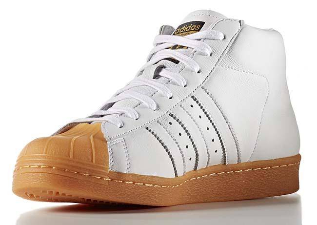 adidas originals PRO MODEL 80s DLX [RUNNING WHITE FTW / CORE BLACK] S75841