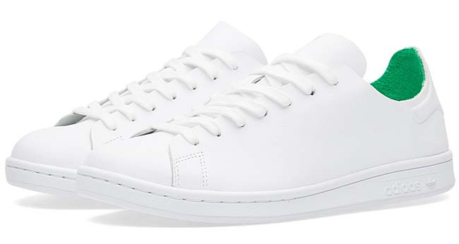 adidas STAN SMITH NUUDE W [FTWR WHITE / FTWR WHITE / GREEN] S76544
