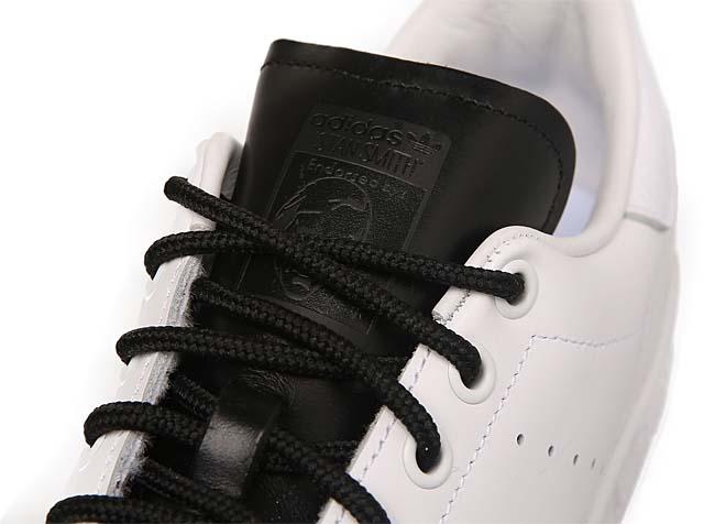 adidas Originals STAN SMITH [RUNNING WHITE / CORE BLACK] S80019