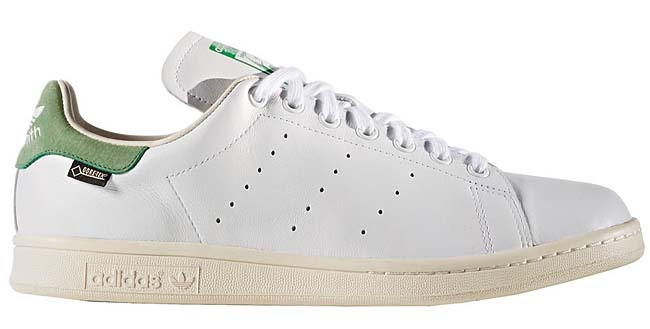 adidas Originals STAN SMITH GTX Gore-Tex [RUNNING WHITE / GREEN] S80049