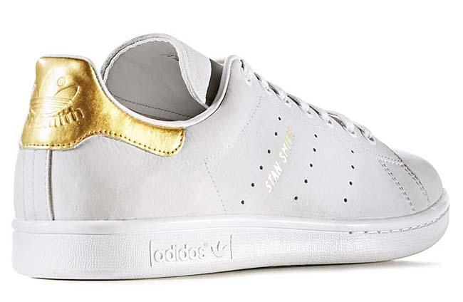 adidas Originals STAN SMITH 24K [VINTAGE WHITE / MATT GOLD] S80506